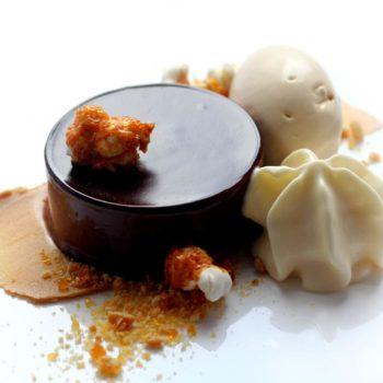Scafell Hotel Fine Dining Dessert