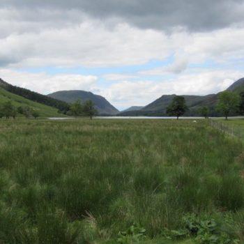 Cumbria's Lake District National Park