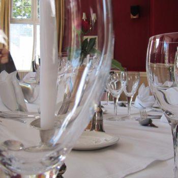 Scafell Hotel restaurant