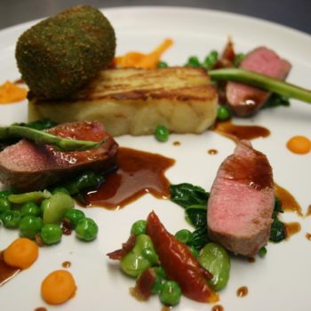 Fine Dining at Scafell Hotel