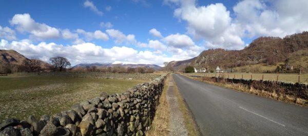 Road to Borrowdale