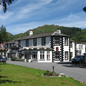 Scafell Hotel Exterior