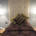 Single room at Scafell Hotel