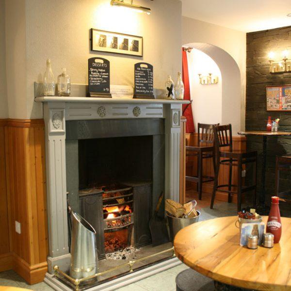 Riverside Bar @ Scafell Hotel